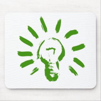 生命変更のアイディア マウスパッド