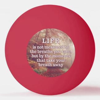 生命引用文のピンポン球 卓球ボール