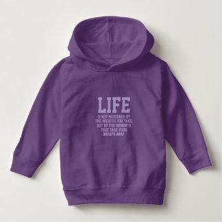 生命引用文のワイシャツ及びジャケット パーカ
