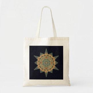 生命星の曼荼羅の戦闘状況表示板 トートバッグ