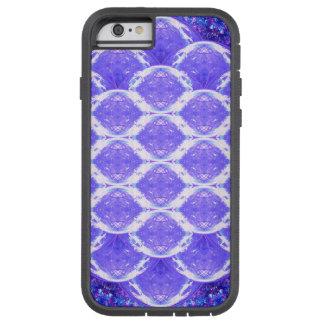 生命水晶の格子の花 TOUGH XTREME iPhone 6 ケース
