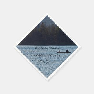 生命紙ナプキン、漁師のお祝い スタンダードカクテルナプキン
