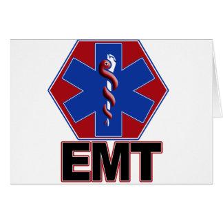 生命記号-緊急の医学TECHのEMTの星 カード