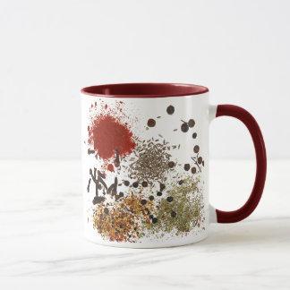 生命陶磁器のマグのスパイス マグカップ