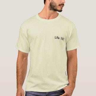 生命101 Tシャツ