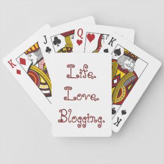 生命。 愛。 Blogging。 トランプ