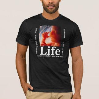 生命#3 Tシャツ