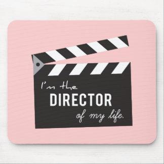 生命、Action Boardの石板ディレクターに引用して下さい マウスパッド
