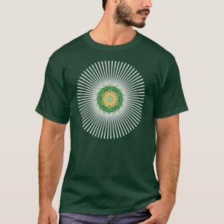 生命/Blume des Lebensのフラワーパワー Tシャツ