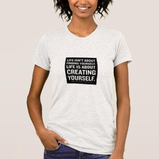 生命 Tシャツ