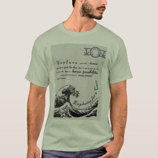 生命Ag/Teamワイシャツのための2006リレー Tシャツ