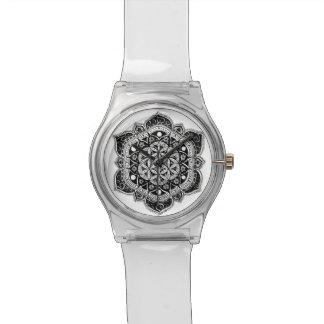 生命IIの花 腕時計