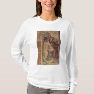 生命oからの景色に対するSt.ベネディクト、 Tシャツ