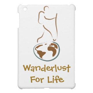 生命Speckの場合のためのWanderlust iPad Miniケース