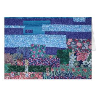 生地の庭 カード