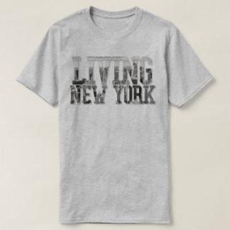 生存ニューヨーク Tシャツ