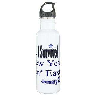 生存者新年の北東の強風の ウォーターボトル