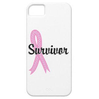 生存者17の乳癌 iPhone SE/5/5s ケース