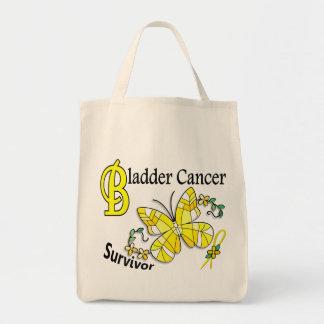生存者6の膀胱癌 トートバッグ