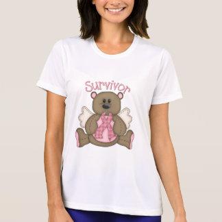 生存者(くま) Tシャツ