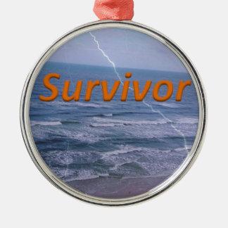 生存者 メタルオーナメント