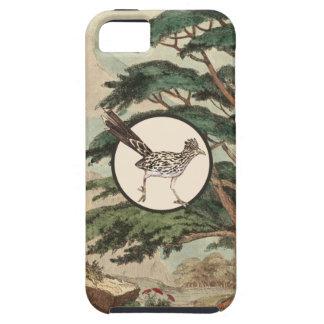 生息環境の絵のロードランナー iPhone SE/5/5s ケース