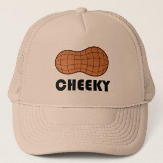 生意気なトラック運転手の帽子- キャップ