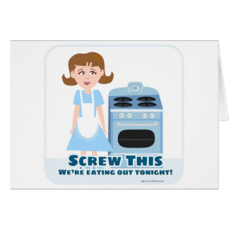 生意気な主婦 カード