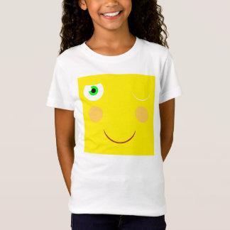 生意気な女の子のTシャツを感じること Tシャツ