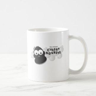 生意気な猿 コーヒーマグカップ