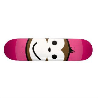 生意気な猿 スケートボード
