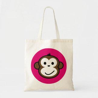 生意気な猿 トートバッグ