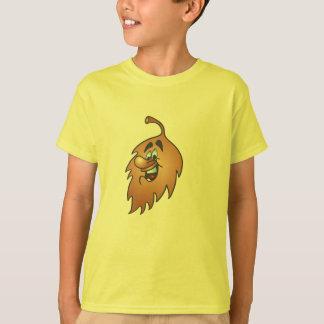 生意気な葉 Tシャツ