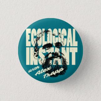 生態学的な即刻ボタン 缶バッジ
