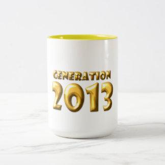 生成2013年 ツートーンマグカップ