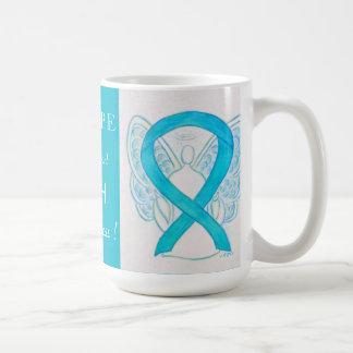 生来のDiaphragmaticヘルニアの (CDH)天使のマグ コーヒーマグカップ