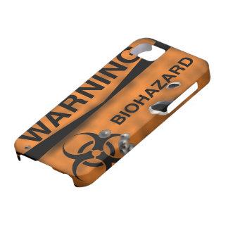 生物危険の穹窖IDのiPhone 5の場合 iPhone SE/5/5s ケース