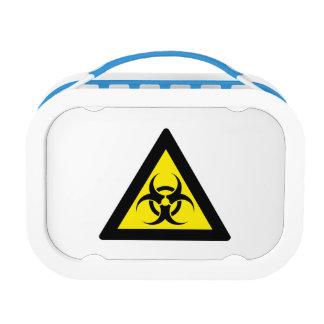 生物学的災害[有害物質]のお弁当箱 ランチボックス