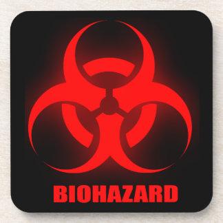 生物学的災害[有害物質]のコースター コースター