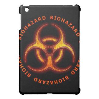 生物学的災害[有害物質]のゾンビの警告 iPad MINI カバー