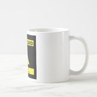 生物学的災害[有害物質]のゾンビ コーヒーマグカップ