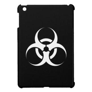 生物学的災害[有害物質]のピクトグラムのiPad Miniケース iPad Miniカバー