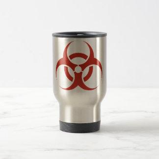生物学的災害[有害物質]のマグ トラベルマグ