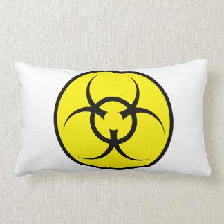 生物学的災害[有害物質]の枕 ランバークッション