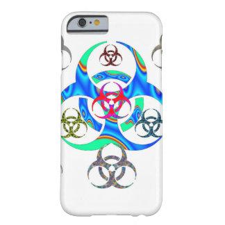 生物学的災害[有害物質]の私電話6箱 BARELY THERE iPhone 6 ケース