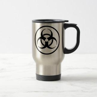 生物学的災害[有害物質]の記号 トラベルマグ