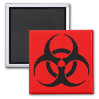 生物学的災害[有害物質]の記号 マグネット