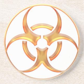 生物学的災害[有害物質]の金ゴールド コースター