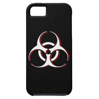 生物学的災害[有害物質]のiPhone 5の場合-血の灰の骨を抜いて下さい iPhone SE/5/5s ケース