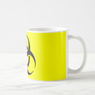 生物学的災害[有害物質]! コーヒーマグカップ